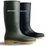 Youths Dunlop Wellingtons