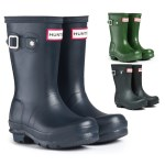 Hunter Kids Original Wellies