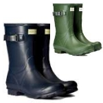 Hunter Women's Norris Field Short Wellington Boots