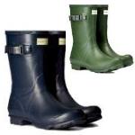 Hunter Women's Norris Field Short Wellington Boots