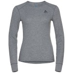 Odlo Womens Active Warm Long-Sleeve Baselayer Top