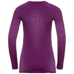 Odlo Womens Performance Warm Eco Crew