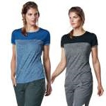 Berghaus Womens Voyager Short Sleeve Crew Tech T-Shirt