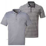 Craghoppers NosiLife Giles Short-Sleeved Polo