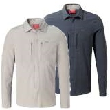 Craghoppers NosiLife Pro II Long Sleeved Shirt