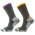 Horizon Performance Merino Trekker Sock