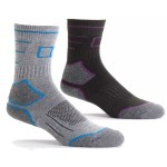 Berghaus Women`s Trailactive 1/2 Crew Socks