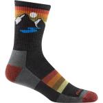 Darn Tough Sunset Ridge Micro Crew Lightweight Socks with Cushion
