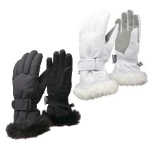 Manbi Womens Angel Ski Gloves