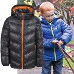 Trespass Kids Raza Down Look Jacket