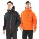 Trespass Crane Mens DLX Down Jacket