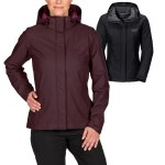 Jack Wolfskin Womens Campfire Waterproof Insulated Jacket
