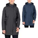 Jack Wolfskin Womens Madison Avenue Waterproof Coat