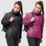 Jack Wolfskin Womens Atmosphere Down Jacket