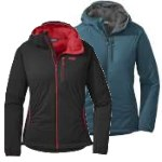 Outdoor Research Womens Ascendant Hoody