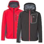 Trespass Strathy II Softshell Jacket