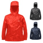 Regatta Kids Pack-It Waterproof Jacket