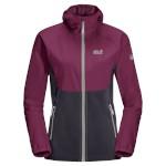 Jack Wolfskin Womens Go Hike Softshell Jacket