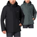 Jack Wolfskin Brooks Range Flex Jacket