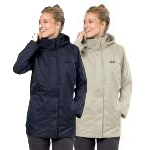 Jack Wolfskin Womens Mellow Range Flex Jacket