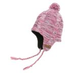 Earflap Beanie Heather Waterproof