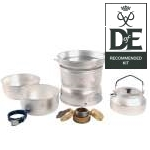Trangia 25-2 Stove Alloy Pans with Kettle