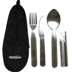OutdoorGear Cultery Set with Can & Bottle Opener