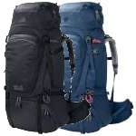 Jack Wolfskin Womens Denali 60 Backpack