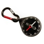 Silva  Big Compass Keyring